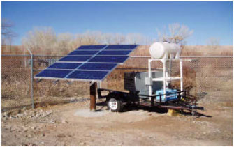Optimum Design Of A Photovoltaic Reverse Osmosis System
