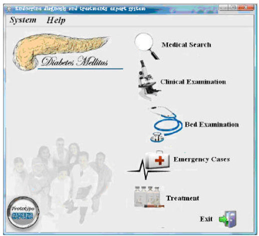 An expert system for endocrine diagnosis and treatments using jess 2 expert system user interface fandeluxe Choice Image