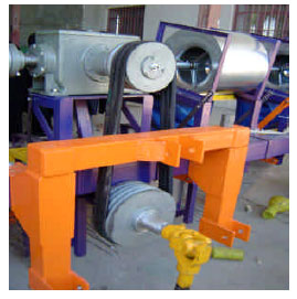 Design And Construction Of A Pneumatic Thermal Machine For