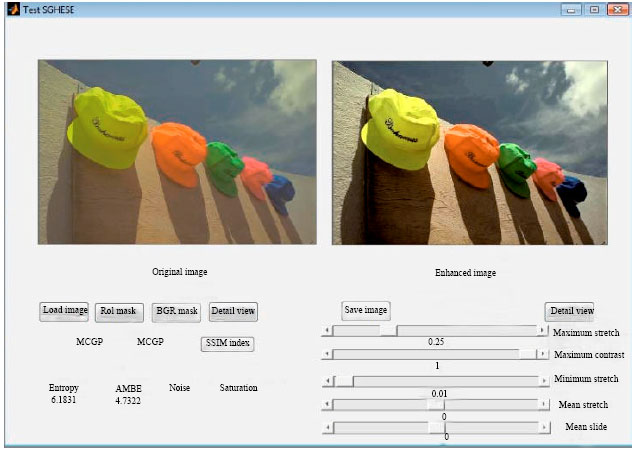A Statistical Evaluation of Image Quality Analyzer for
