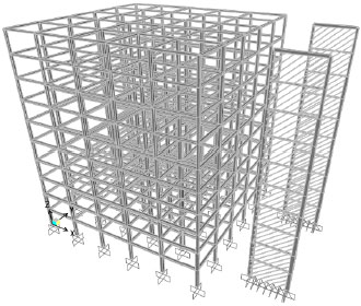 Seismic Retrofit of Steel Frames Using Steel Plate Shear Walls