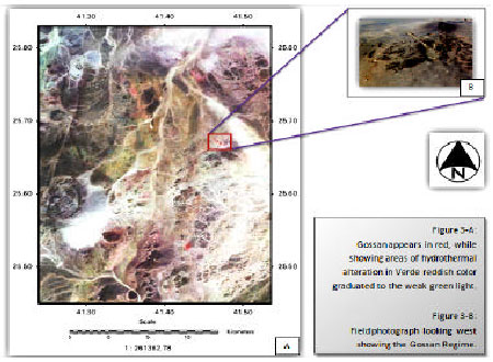 Image for - Exploration of Hydrothermal Alteration Zones Using ASTER Imagery:          A Case Study of Nuqrah Area, Saudi Arabia