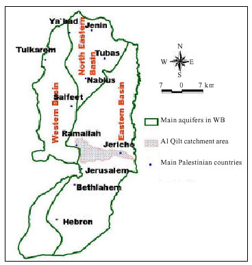 Image for - Water Quality Study of Wadi Al Qilt-West Bank-Palestine