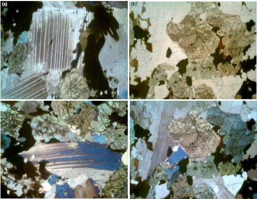 Image for - Deformation Traits in the Charnockitic Rocks of Akure Area, Southwestern Nigeria