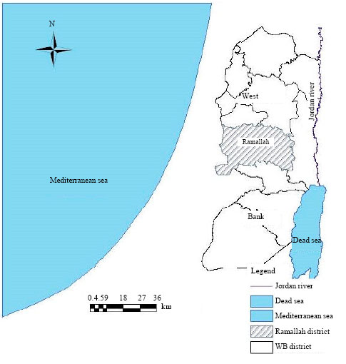 Image for - Hydrochemical Characteristics of Rainwater in Ramallah District