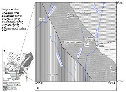 Image for - Source Rock Potential and Thermal Maturity of the Tertiary Lignite Series in the Ogwashi-Asaba Formation, Southern Nigeria