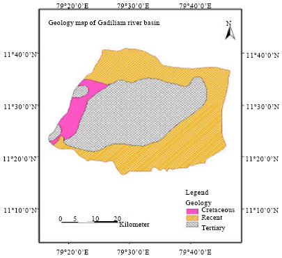 Image for - Integrated Geohydrological Studies in the Sedimentary Part of Gadilam River Basin, Cuddalore District, Tamil Nadu