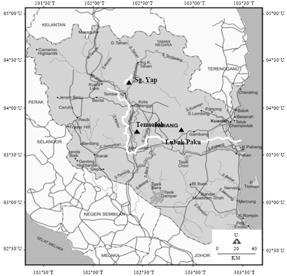 Image for - Analysis of Thirty Years Recurrent Floods of the Pahang River, Malaysia