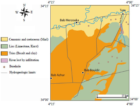 Image for - Overview of Flood Risk Assessment of the Taza River Basin, Morocco