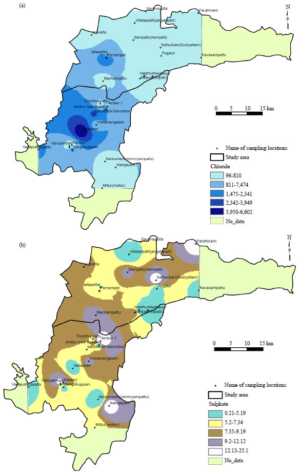 Image for - Assessment of Groundwater Quality Using GIS and Statistical Approaches