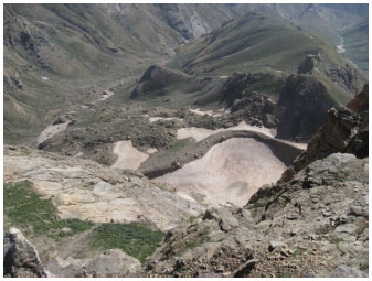 Image for - Glacial Landforms in Border Mountainous Areas Between Iran and Iraq