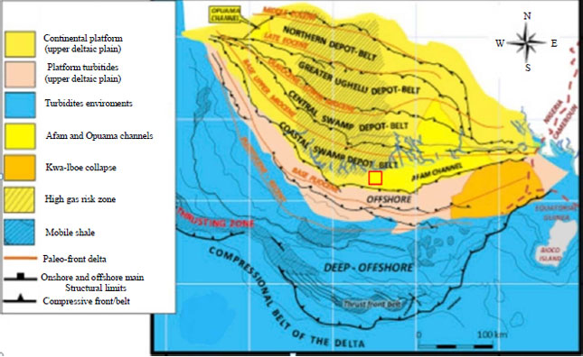 Image for - Petrophysical Analysis and Reservoir Characterization of Emerald Field, Niger Delta Basin, Nigeria