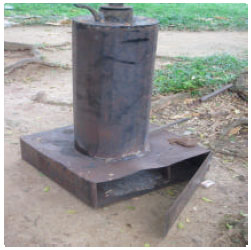 Image for - Development of a Laboratory Scale Updraft Gasifier
