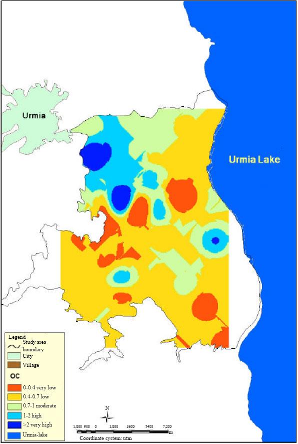 Image for - Spatial Variability of Macronutrient for Soil Fertilization Management: A Case Study on Urmia Plain