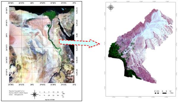Image for - Land Evaluation Based on GIS-Spatial Multi-Criteria Evaluation (SMCE) for Agricultural Development in Dry Wadi, Eastern Desert, Egypt