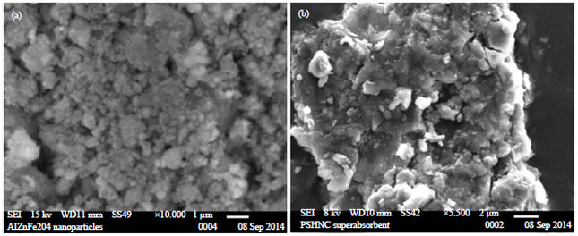 Image for - Characterization and Impact of Newly Synthesized Superabsorbent Hydrogel Nanocomposite on Water Retention Characteristics of Sandy Soil and Grass Seedling Growth
