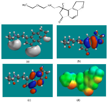 Image for - Molecular Modelling Analysis of the Metabolism of Ramelteon