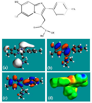 Image for - Molecular Modelling Analysis of the Metabolism of Zolpidem