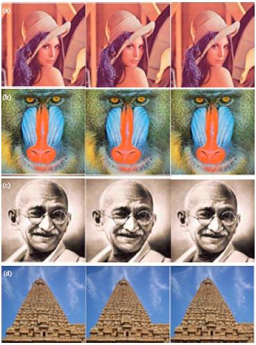 Image for - Kubera Kolam: A Way for Random Image Steganography
