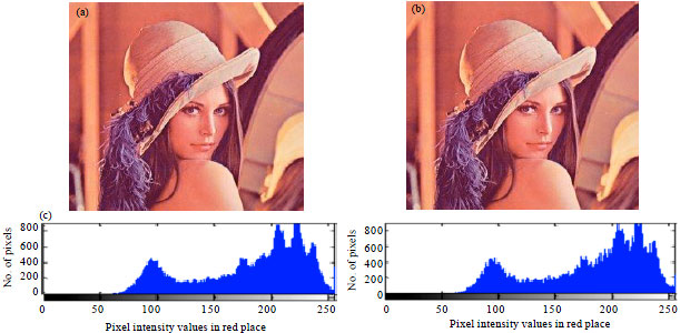 Image for - Encrypted Secret Blend with Image Steganography for Enhanced Imperceptibility and Capacity