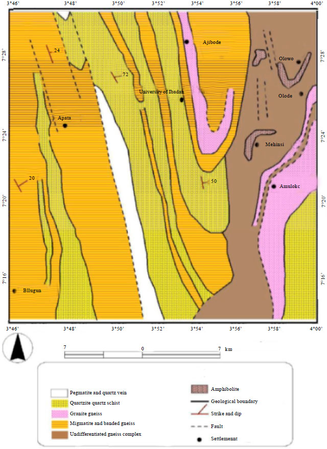Image for - Seasonal Variations of Physico Chemical Properties and Quality Index of    Groundwater of Hand-Dug Wells Around Ajakanga Dump Site in Southwestern Nigeria