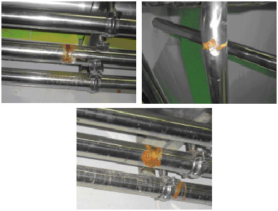 Image for - Investigation of Failure and Corrosion in Pipelines and Tanks used          in Ice-Cream Factory: The Case Study