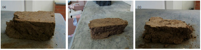 Image for - Investigation on the Use of Clayey Soil Mixed with Cow Dung to Produce Sustainable    Bricks