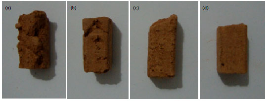 Image for - Optimization of Ingredients for Clay Block Manufacture: Unfired Characteristics
