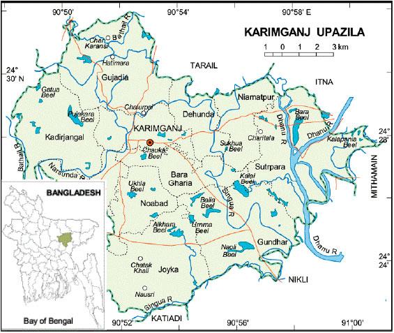 Image for - Biodiversity and Seasonal Abundance of Small Indigenous Fish Species (SIS) in the Rivers and Adjacent Beels of Karimganj (Kishoreganj, Bangladesh)