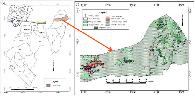 Image for - Evaluating the Performance of Heavy Metals in Surface Ponds among Land-use using Z-score and Coefficient of Variation