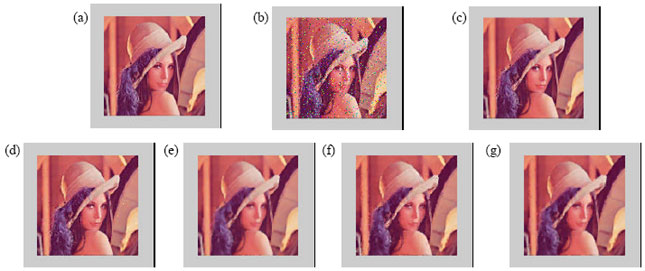 Image for - Iterative Self-adaptive Filtering Algorithm for Reducing Impulsive Noise in Color Images