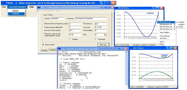 Image for - Maintenance and Reengineering of Software: Creating a Visual C++ Graphical    User Interface to Perform Specific Tasks Related to Soil Structure Interaction    in Poroelastic Soil