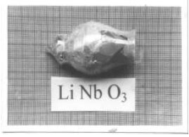 Image for - Structural Investigations on Lithium Niobate Grown by Czochralski Technique