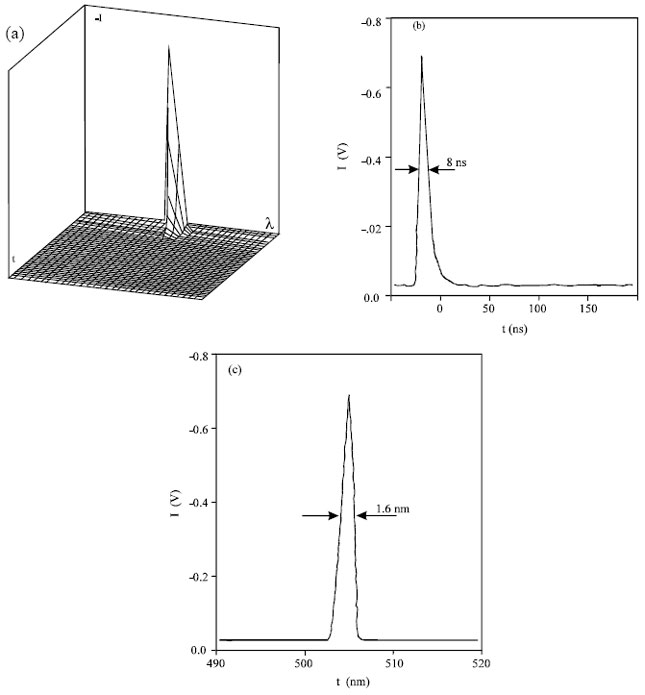 Image for - Nanosecond Laser Flash Photolysis: Dealing with Dynamic-range and Response-time Limitations of the Detection System