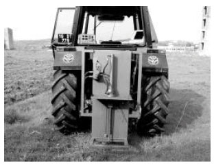 Image for - Development of a Hydraulic-driven Soil Penetrometer for Measuring Soil Compaction in Field Conditions