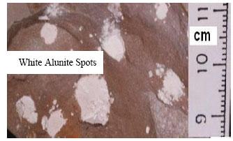 Image for - Occurrences and Origin of Alunite, South Jordan
