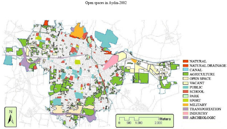 Image for - Effects of Land Use Development on Urban Open Spaces