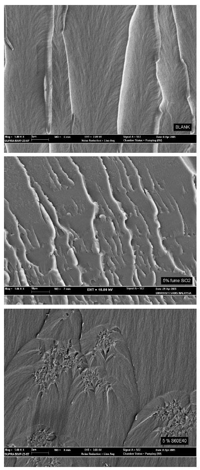 Image for - Properties and Morphology of Bulk Epoxy Composites Filled with Modified Fumed Silica-Epoxy Nanocomposites