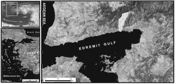 Image for - Erosion Analysis of Sahin Creek Watershed (NW of Turkey)Using GIS Based on Rusle (3d) Method