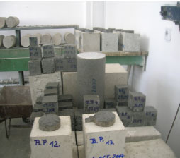 Image for - Mechanical Characteristics Investigation of Polymer Concrete Using Mixture Design of Experiments and Response Surface Method