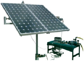 Image for - Design and Application of Internet Based Solar Pump and Monitoring System
