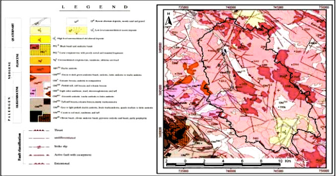 Image for - Gully Erosion Monitoring on Shakhen Drainage Basin, Southern Khorasan Province, Iran