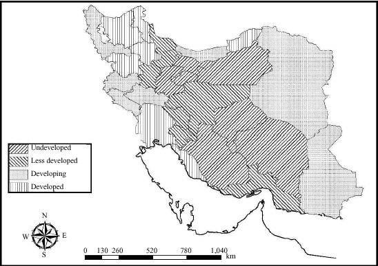 Image for - Correlation Analysis of Cultural Development and Social Security          in Iran