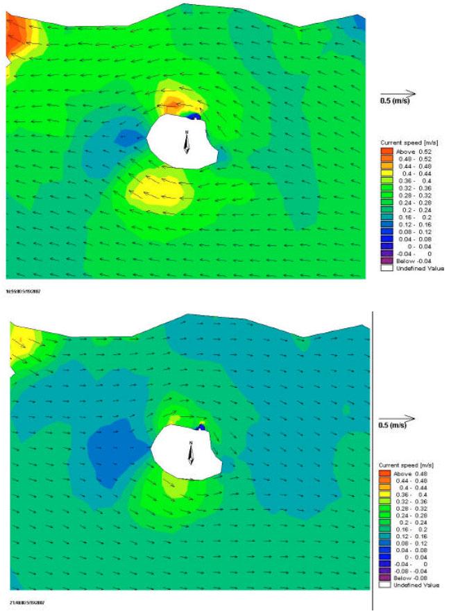 Image for - Modelling of Brine Waste Discharges Spreading Under Tidal Currents