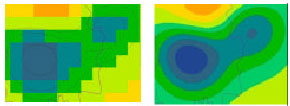 Image for - Effect of Pixel Size on the Areal Storm Pattern Analysis using Kriging