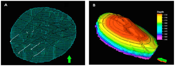 Image for - Permeability Prediction in an Oil Reservoir and Construction of 3D Geological Model by Stochastic Approaches