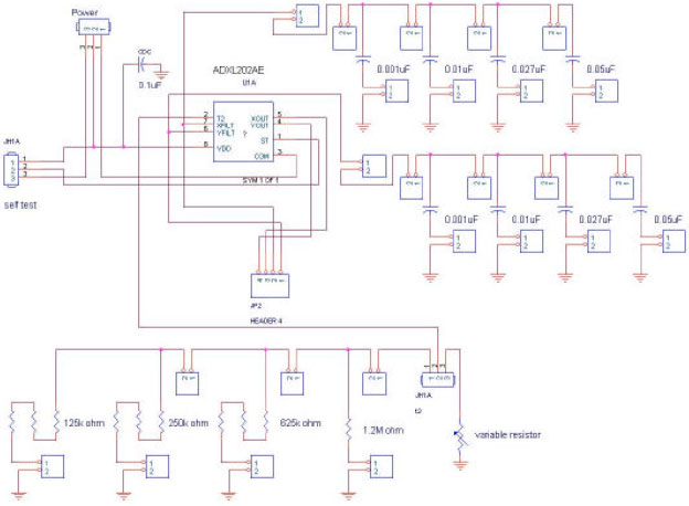 Image for - Development of a Tilt Measurement Unit Using Microelectromechanical System Accelerometer