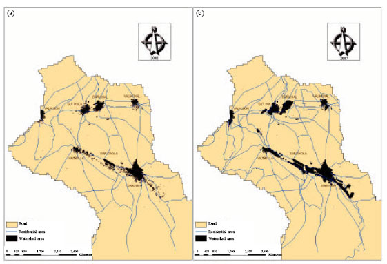 Image for - The Influence of Anthropogenic Activities on Intensifying Runoff Generation and Flood Hazard in Kasilian Watershed
