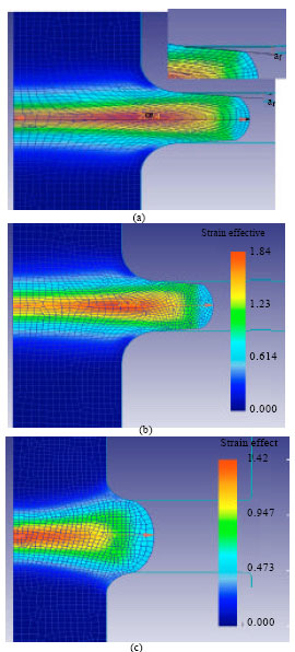 Image for - Numerical Study of the Die Geometry and Friction Effect on the Forming Load and Material Flow in Injection Forging Process