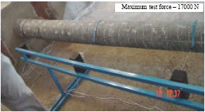 Image for - Hollow Concrete Poles with Polymeric Composite Reinforcement